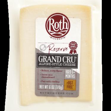 Roth Grand Cru Reserve cheese