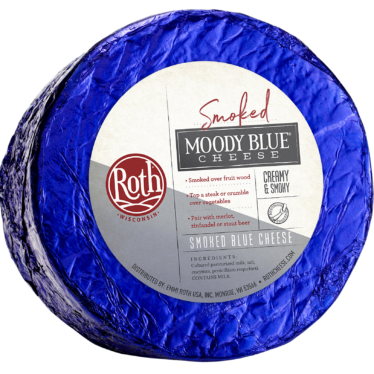 Roth Smoked Moody Blue cheese