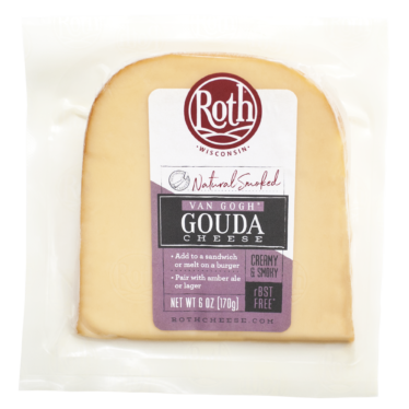 Van Gogh® Natural Smoked Gouda
