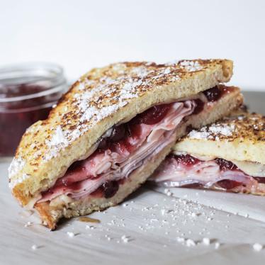 Ham & Cran Monte Cristo with Grand Cru®