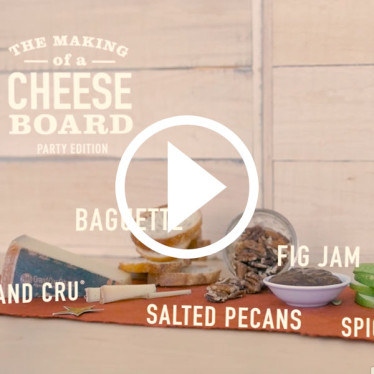 The Making of a Cheese Board video link