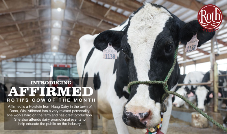Affirmed: Roth's Cow of the Month
