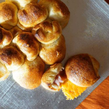 Cheesy Monkey Bread