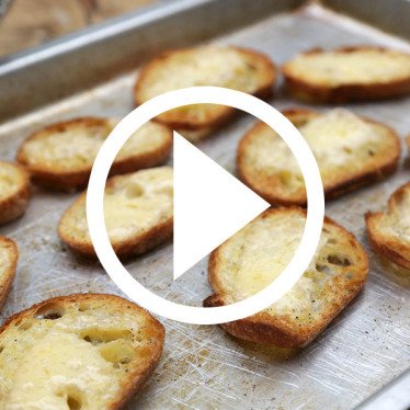 Crostini video link