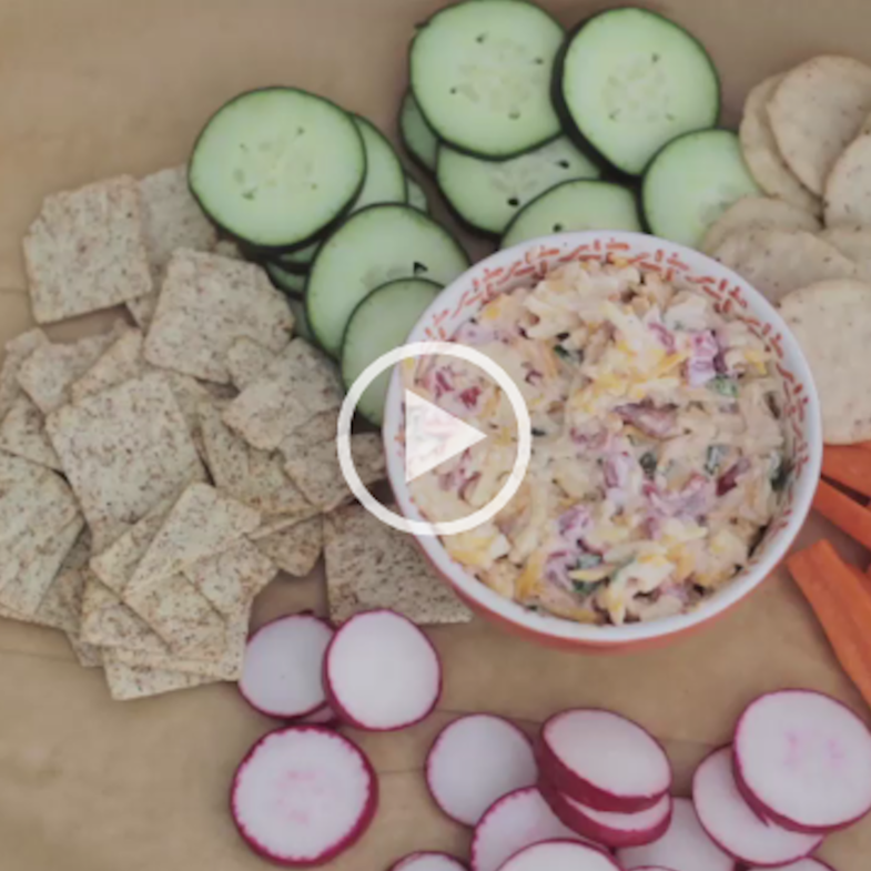Southern-Style Pimento Cheese Spread
