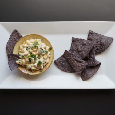 Buttermilk Blue Smoky Corn Dip