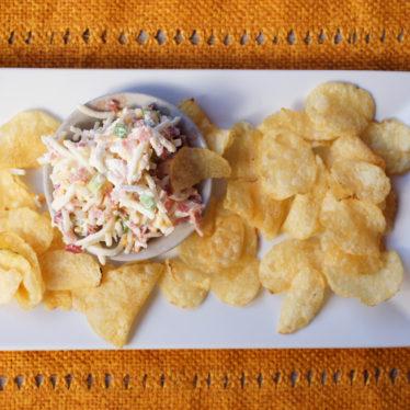 Loaded Potato Chip Dip