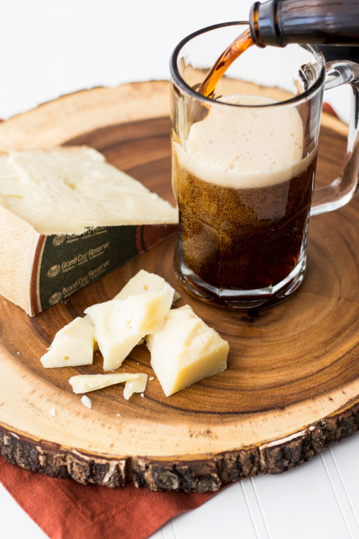 Happy Hour with Grand Cru Reserve and a Bock-Style Beer