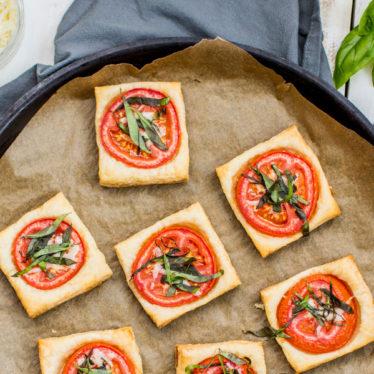 Tomato Tartlettes