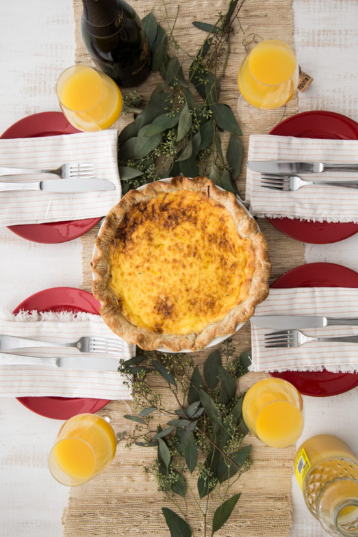 Brunch? Just say quiche.