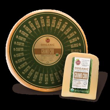 Roth Organic Grand Cru cheese