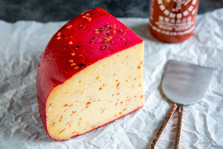 Introducing Roth Sriracha Gouda