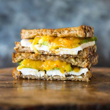 The Californian Grilled Cheese