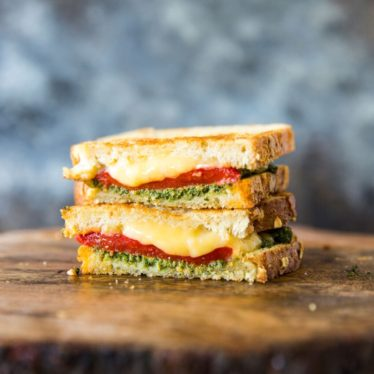 The Presto Grilled Cheese