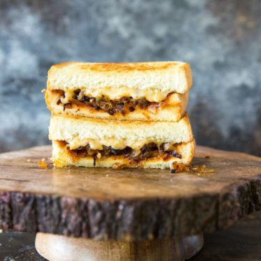 The Texan Grilled Cheese