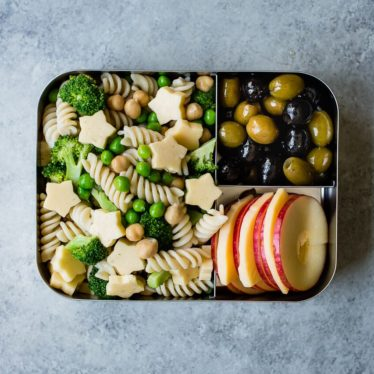 Dill Havarti Pasta Salad