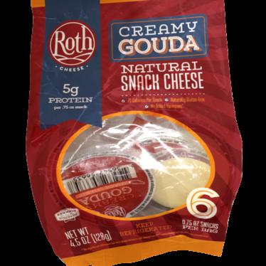 Creamy Gouda Snack Cheese