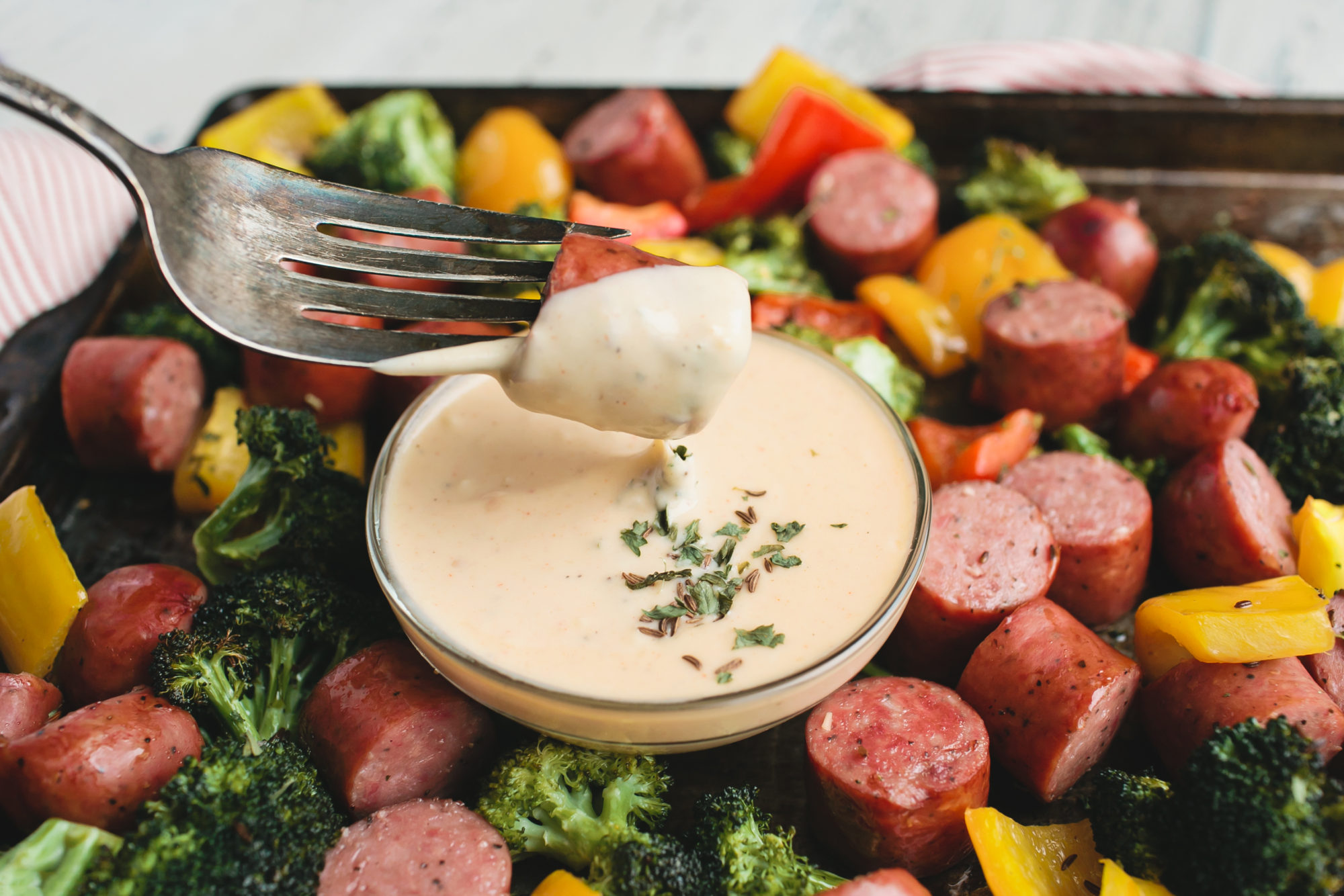 Smoked Gouda Cheese Sauce - Roth Cheese