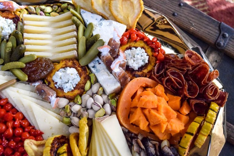 Slicing Cheese for Your Holiday Cheese Board