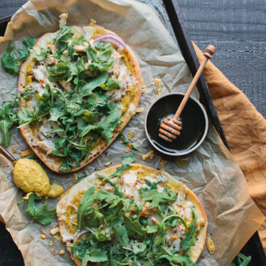 Grand Cru® Pumpkin Flatbread