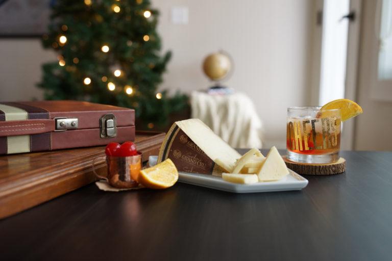 Making Spirits Bright: Holiday Cheese & Cocktail Pairings
