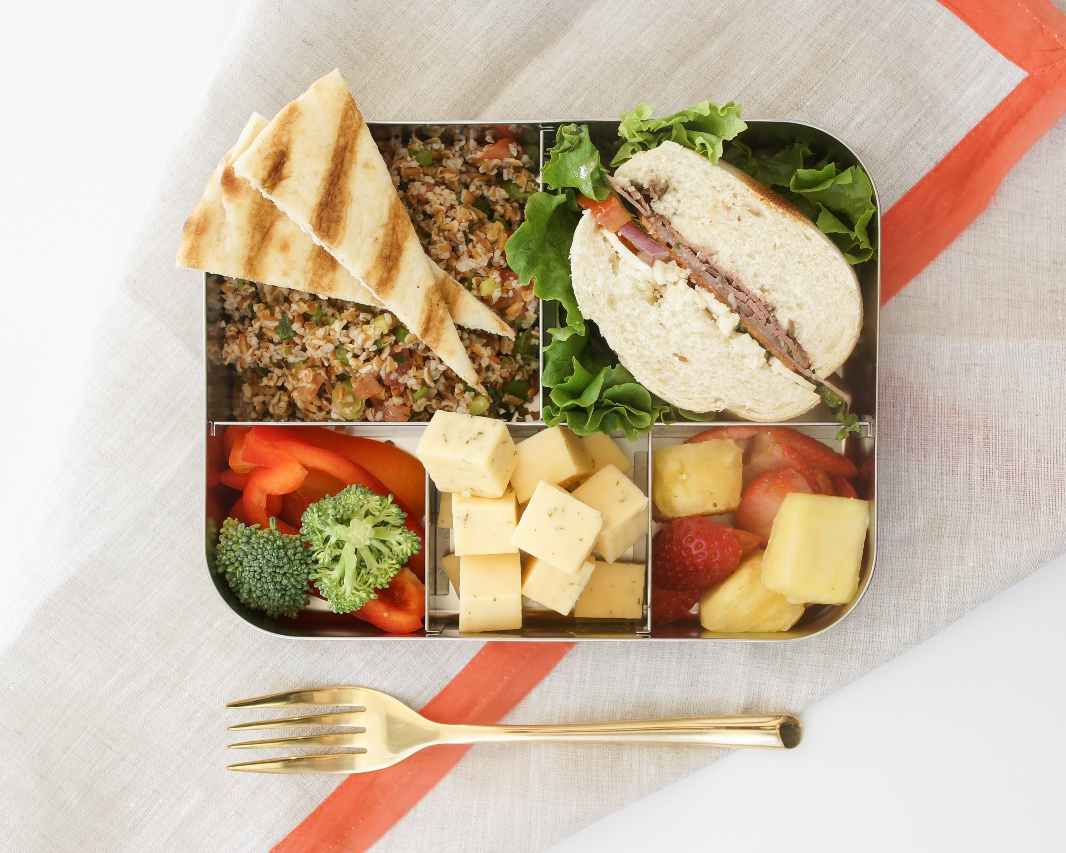 easy lunch packing ideas