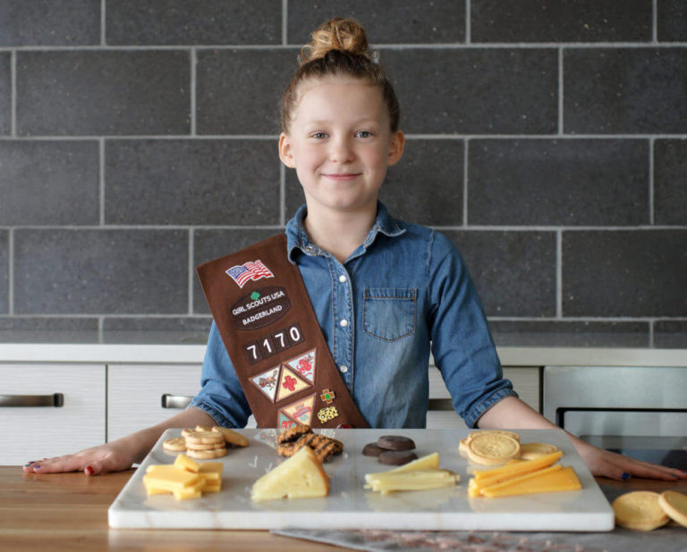 Girl Scout Cookie & Cheese Pairings