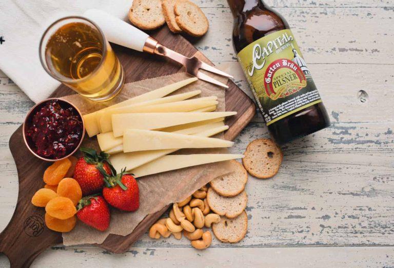 Midwest Beer & Cheese Pairings