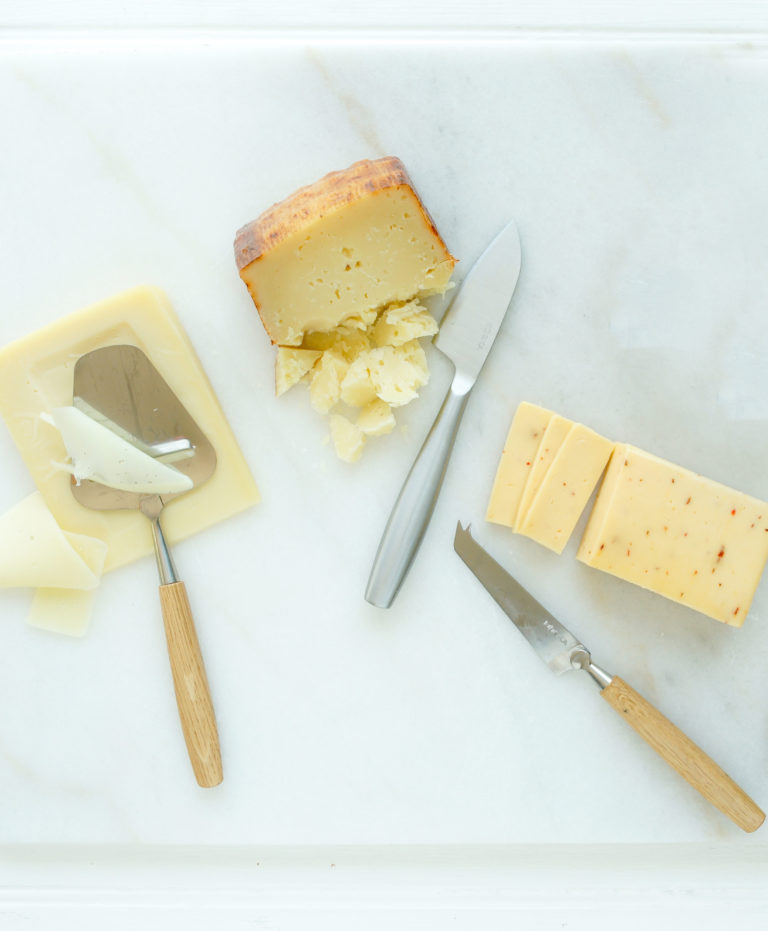 3 Cheese Knives You Need In Your Kitchen