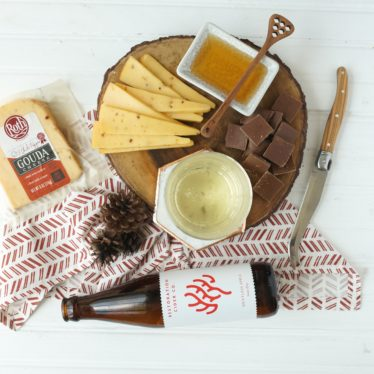Easy Hard Cider & Cheese Pairings