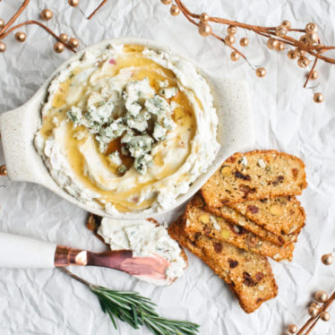 Buttermilk Blue & Walnut Cheese Spread