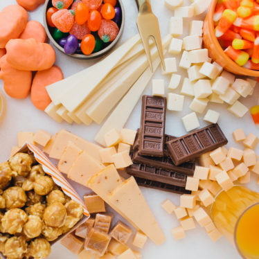 Candy and cheese pairings