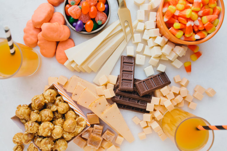 Halloween Candy & Cheese Pairings