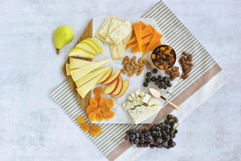 Fall Fruit Cheeseboard