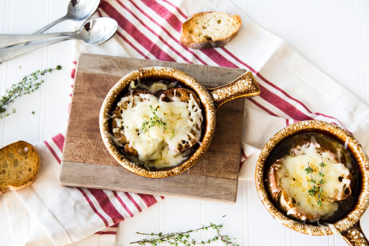 Steakhouse Onion Soup