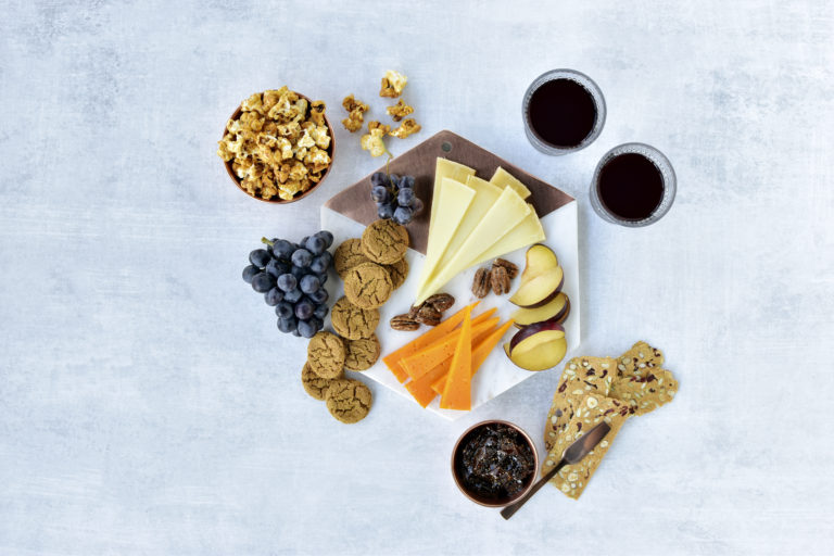 How to Build a Sugar & Spice Cheeseboard