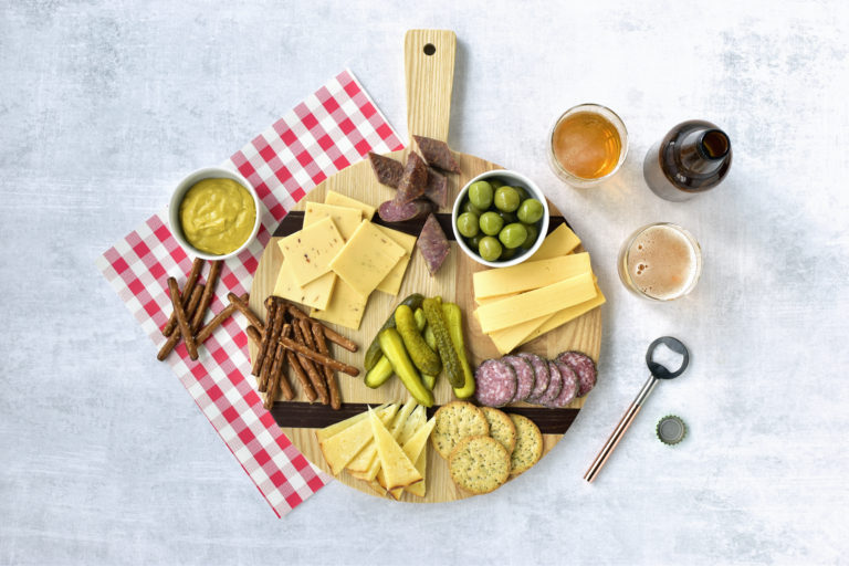 How to Create a Cheeseboard for Your Game Day Party