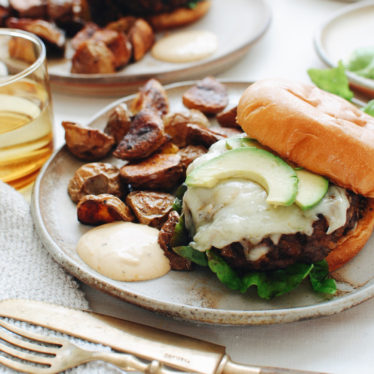 Grand Cru® Caramelized Onion Burgers
