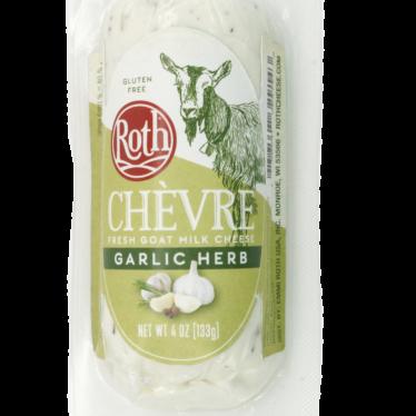 Garlic Herb Chèvre