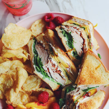 Summer Club Sandwich