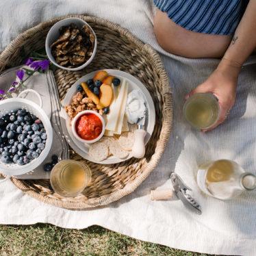 summer wine and cheese pairings